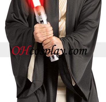 מלחמת הכוכבים במשק sith חלוק תלבושות למבוגרים