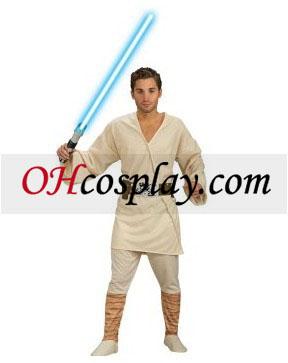 מלחמת הכוכבים לוק skywalker תלבושות למבוגרים