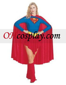 Supergirl Costume Ενηλίκων