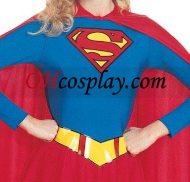 supergirl תלבושות למבוגרים