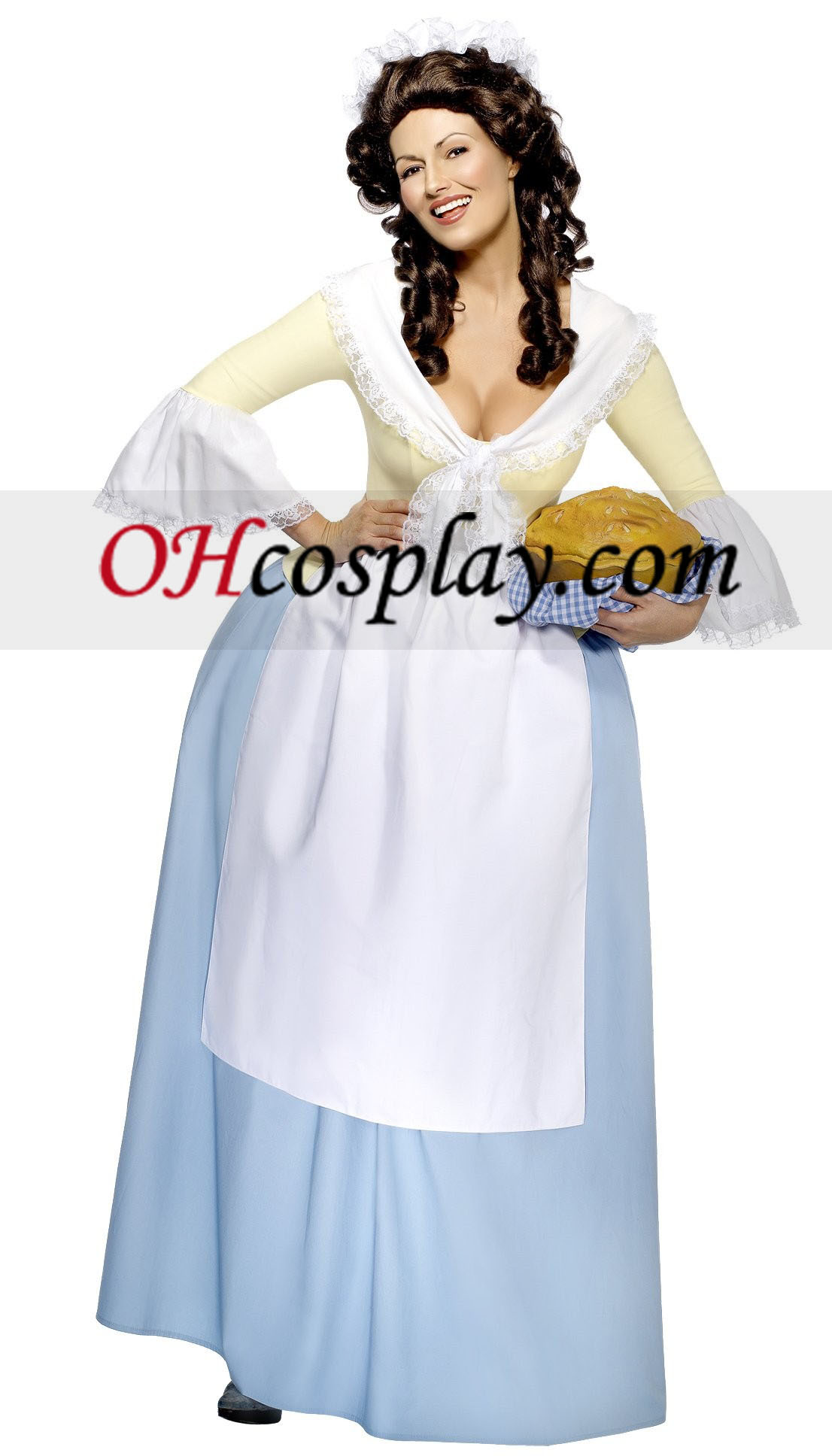 Tales amongst Old London Mrs. Lovett Adult Costume