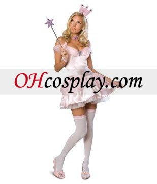 The Wizard of Oz Sexy Glinda Adult Cosplay Halloween Costume Buy Online