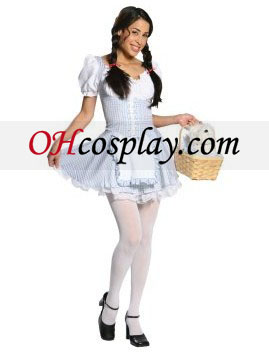 Wizard of Oz Dorothy Teen Kostym