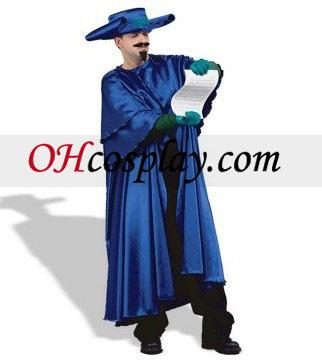 Mikrophon Coroner Erwachsenen Kostüm