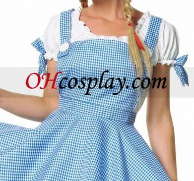 أوز دوروثي ساحة الكبار اللباس لباس
