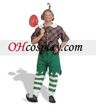 Wizard of Oz Munchkin Kid Adult kostym
