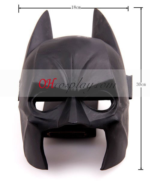 """Batman Begins"" Das ""Cosplay"" Maske - Premium Edition"