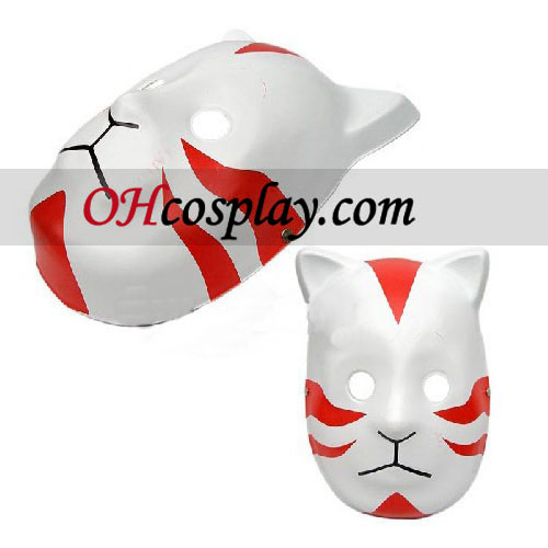 Accessori Cosplay Naruto Anbu Mask UN