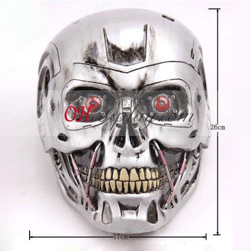 Cosplay Terminatore Maschera - Premium Edition