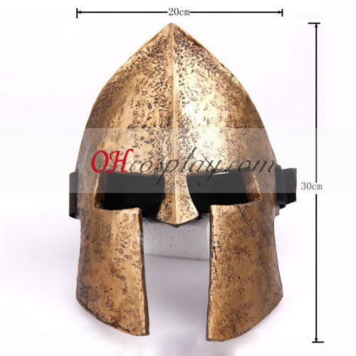 Sparta 300 Cosplay Mask - Premium Edition