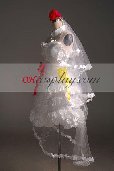 vocaloid נערצת פרויקט מחשב מותאם אישית costume-advanced קוספליי