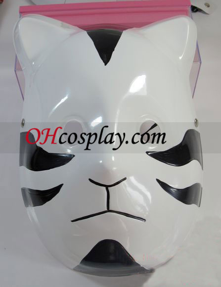 Accessori Cosplay Naruto Anbu Mask C