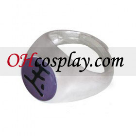 Naruto Cosplay Accessories Akatsuki Tobi Sasori Tama (Sphere) Ring
