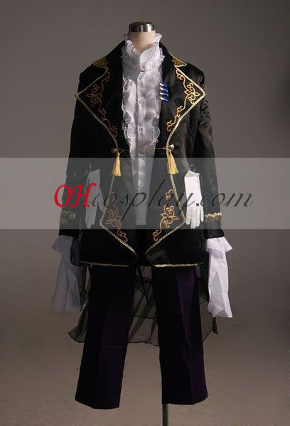 Kamui Cosplay Costume-Advanced od Yamahe po meri