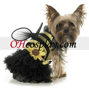 Дейзи пчела куче костюм