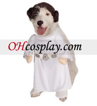 Star Wars Prinsesse Leia Dog Kostume