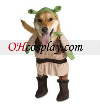 Shrek Dog Costume