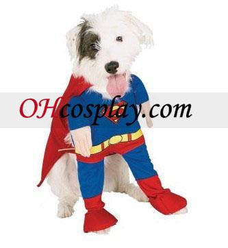 Супермен делукс куче костюм