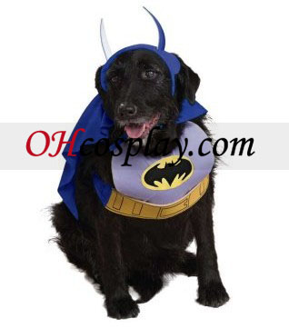 Батман Brave & Bold Батман куче костюм