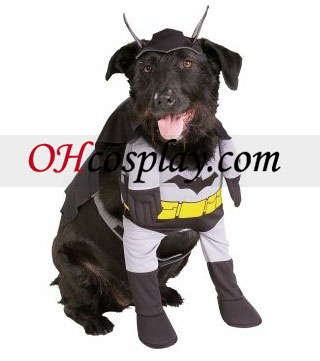 Batman Deluxe Dog Kostym