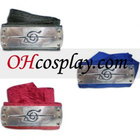 Naruto Cosplay Kostüme Ninja Zubehör Hidden Leaf Village HeadBand