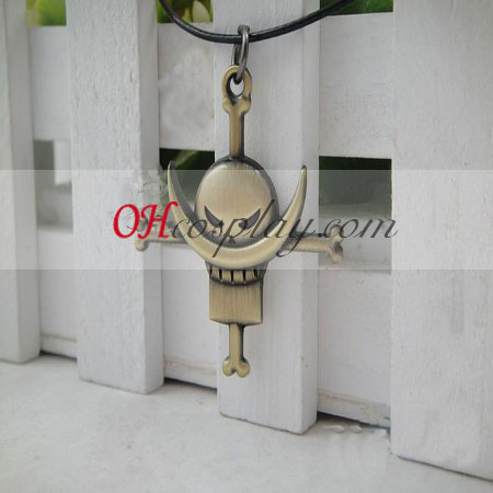 One piece Edward Newgate necklace