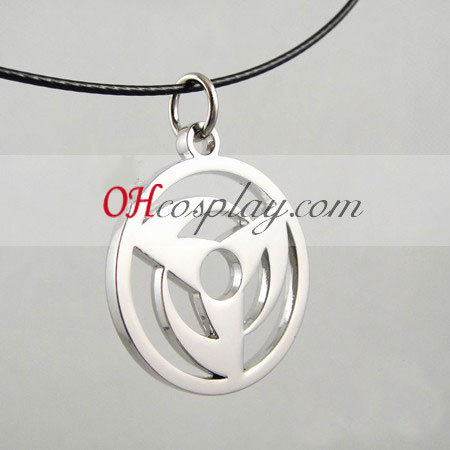 Naruto Syaringan necklace