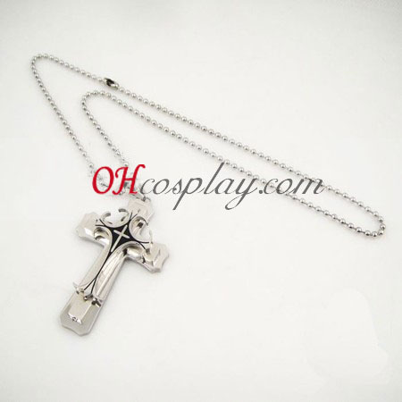 Vampire Knight Cross collier