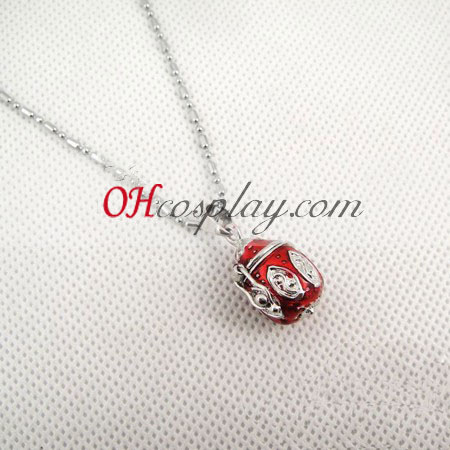 Shugo Chara Guardian eggs necklace