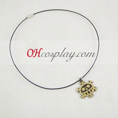 One piece Trafalgar ROM necklace