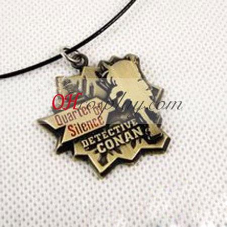 Detective Conan Stilte 15 onderwerpen halsketting