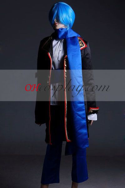 Od Yamahe kaito Cosplay Costume-Advanced po meri