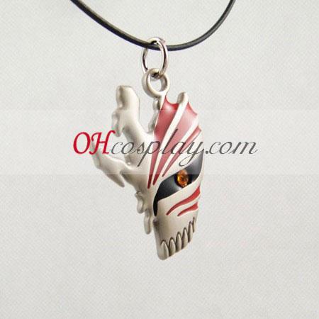 Bleach mask necklace