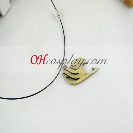 Pravljični rep ogrlica