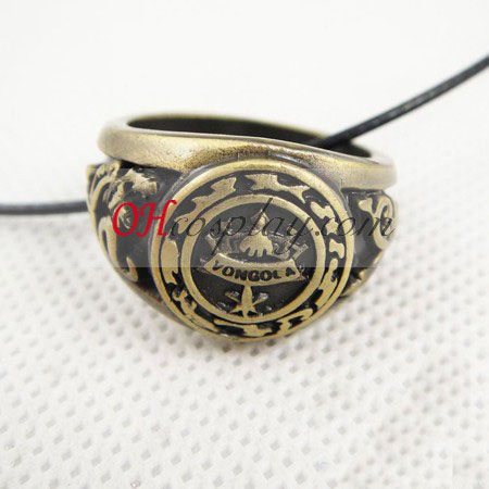 Zahrajte oživené vongola náhrdelník