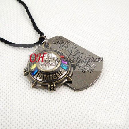 Hitman prerojen Tsuna ogrlica