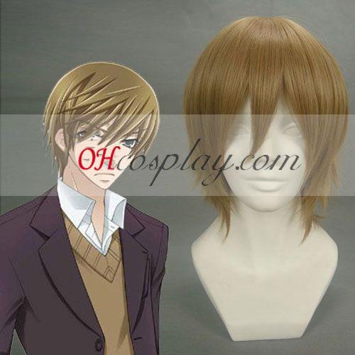 Starry Sky Ryunosuke Miyaji Yellow Cosplay Wig