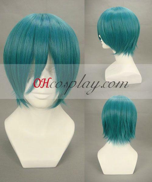 Corda-Primo Passo Shoko Fuyuumi зелена Cosplay Wig