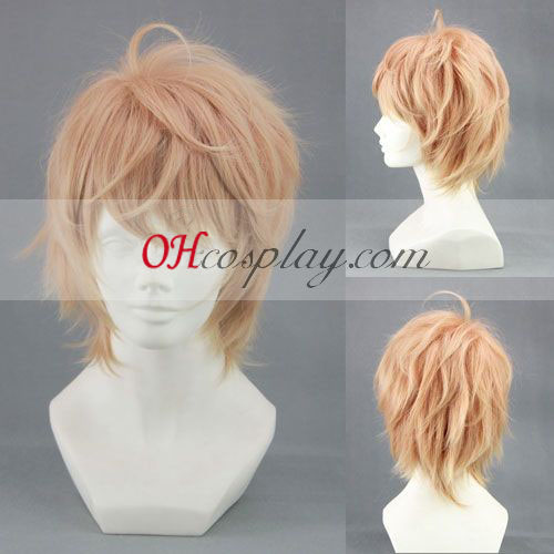 DIABOLIK LOVERS Brown Cosplay Wig