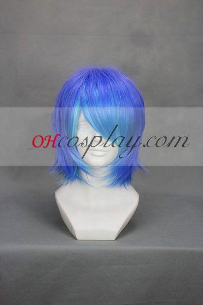 אנטי את holic yokune ruko&כחול סגול קוספליי פאה