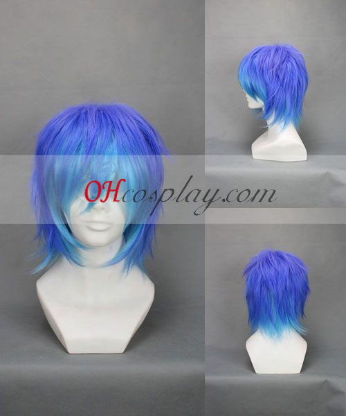ANTI THE HOLiC Ruuku Purple&Blue Cosplay Wig Australia