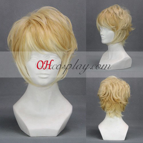 Diabolik Lovers Light Yellow Cosplay Wig Australia