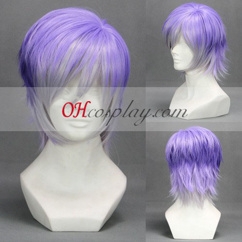 Diabolik Lovers Light Purple Cosplay Pruik