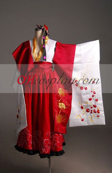 Vocaloid rem Yuet Wah Kagamine Rin / Len Cosplay Costume-Advanced Aangepaste