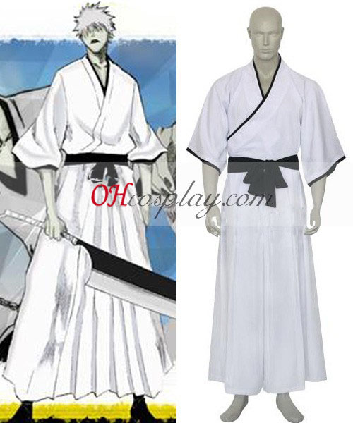 Bleach Ichigo Non-Bankai Hollow Cosplay Costume