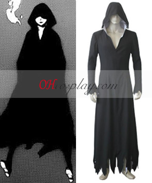 Bleach New Tensa Zangetsu Costume Carnaval Cosplay