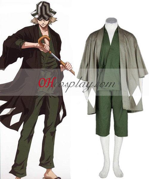 Bleach Urahara Kisuke Cosplay Kostüm