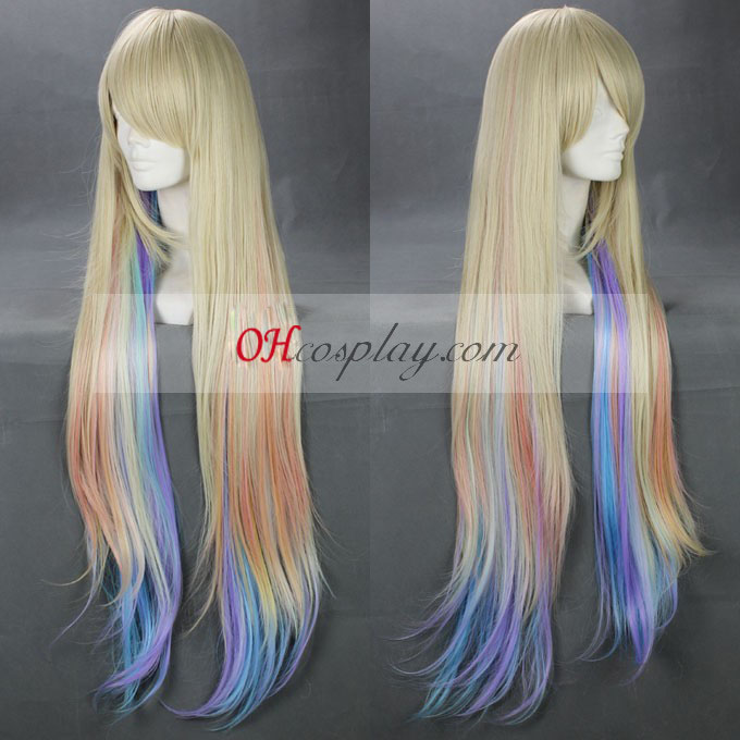 Japan Harajuku Series Rainbow Cosplay Wig