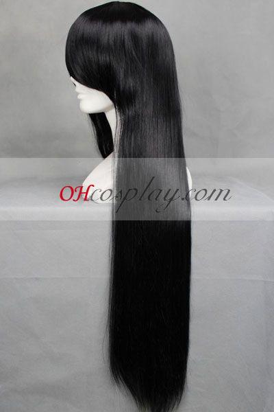 Durarara! Yagiri Namie Black udklædning paryk