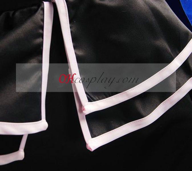 vocaloid kaito נקבה נגזרת קוספליי costume-advanced גרסה מותאמת אישית